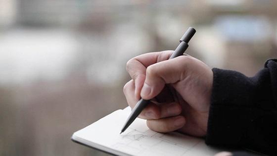 Align – ручка, совместившая в себе дизайн и технологии