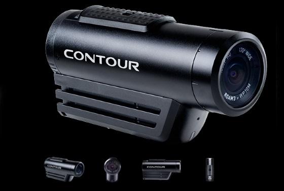 Contour представила новую экшн камеру ROAM3