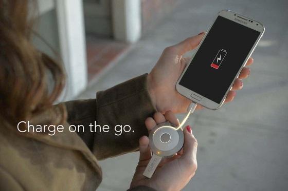 GOKey – флэшка, зарядка, кабель и брелок одновременно
