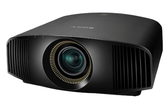 Sony показала проектор с 4K разрешением