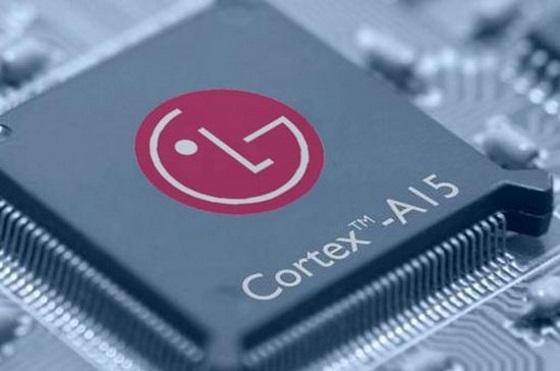 LG разрабатывает свой процессор
