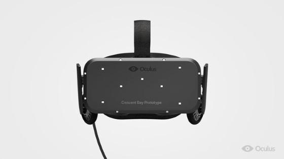 Представлена третья версия Oculus Rift