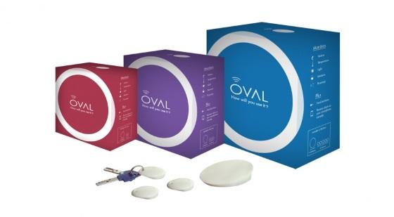 OVAL – миниатюрный доступный датчик движения