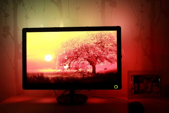 PaintPack подсветка для мониторов любителей поиграть