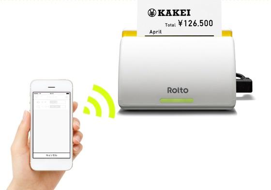Карманный принтер Rolto