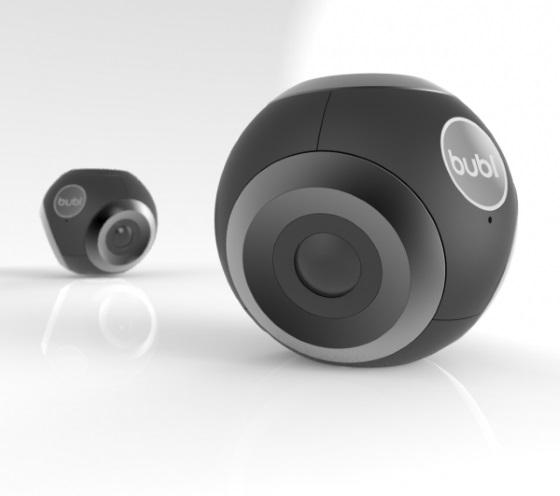 Bubl – лучшая камера для сферических снимков