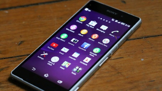 Лаунчер с Sony Xperia Z3 доступен для других телефонов