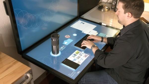 Dynamic Desktop — интересный концепт интерфейса