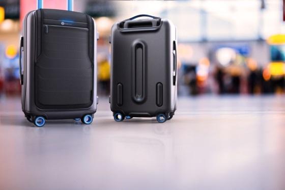 Смарт-чемодан Bluesmart
