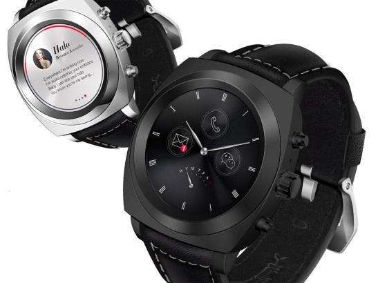 Geak Watch 2 – умные часы способные прожить две недели