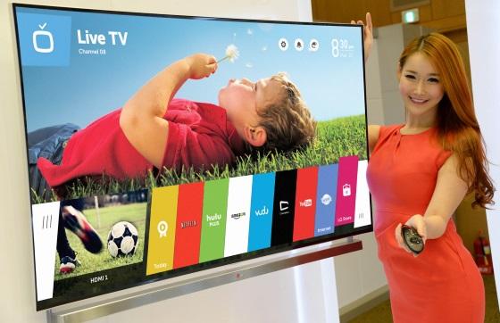 Компания LG может начать выпуск носимой электроники на WebOS