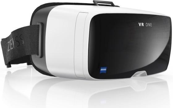 Carl Zeiss представили свой вариант шлема виртуальной реальности