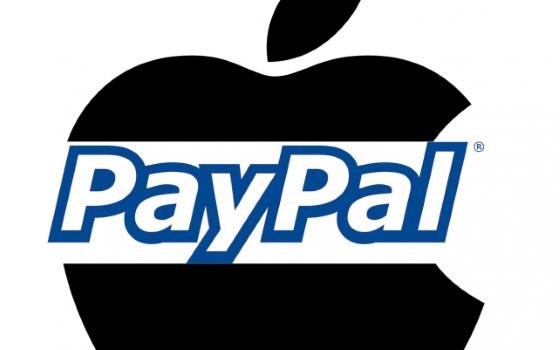 Apple отказывается от сотрудничества с PayPal