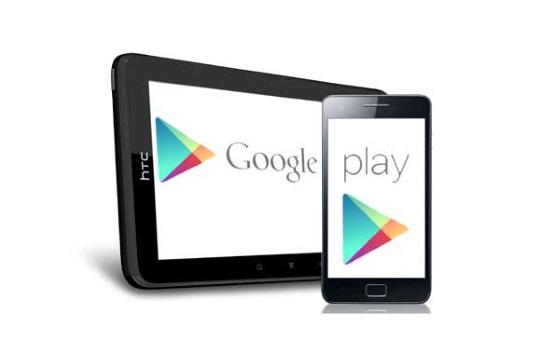 Google Play научился сортировать приложения по рейтингу