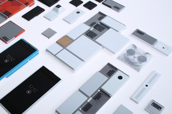 Смартфоны Project Ara могут появиться уже в начале 2015 года