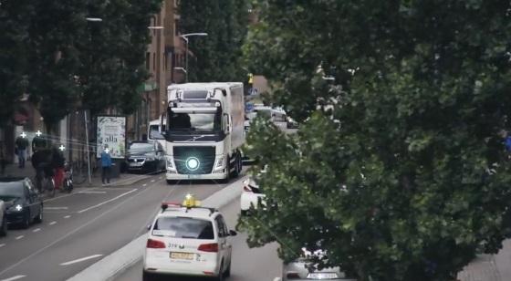Volvo разрабатывает систему слежения за пешеходами