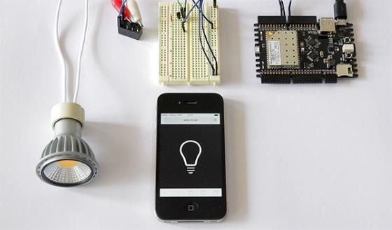 WeIO – поможет интегрировать доступ к интернету в любую вещь