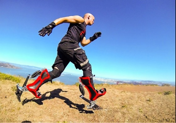 Bionic Boots – ботинки для легкого бега со скоростью 40 км/ч