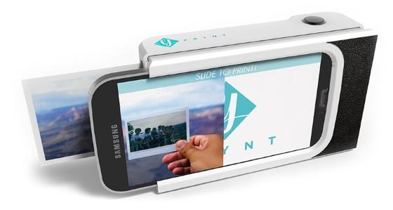 Prynt – чехол-принтер для вашего смартфона