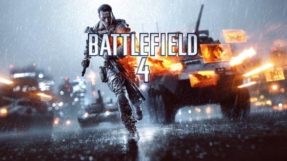 EA показала Battlefield 4 для iPad