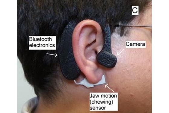 chewing-sensor