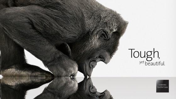 Corning анонсировала Gorilla Glass 4