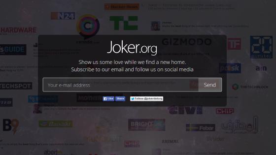 Joker – бесплатный сервис для онлайн просмотра торрент видео