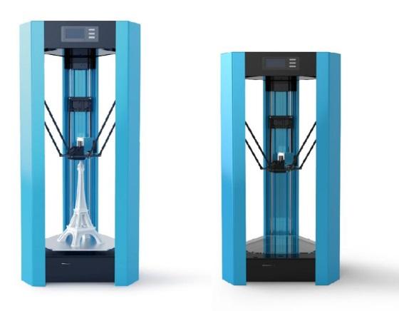 3D-принтер многослойной печати OverLord