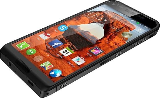 Saygus V² – смартфон с мощными характеристиками и рядом особенностей