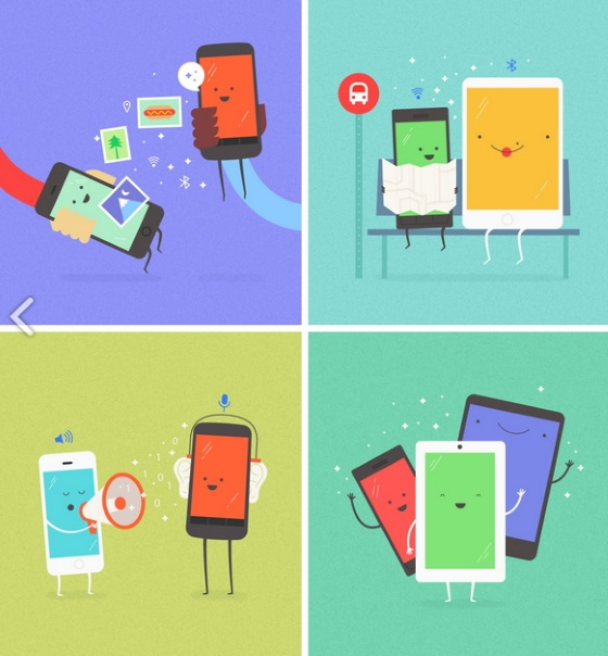 Google готовит сервис для быстрого обмена данными между различными системами