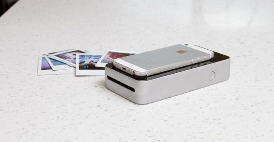 Еще один карманный принтер SnapJet