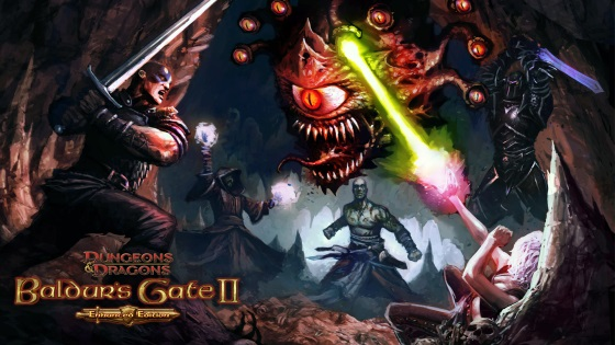 Baldur's Gate 2: Enhanced Edition выйдет на iOS и Android