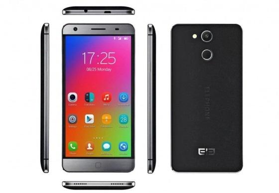 Elephone P7000 – мощный и дешевый китайский смартфон
