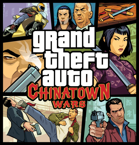 GTA: Chinatown Wars вышла в Google Play