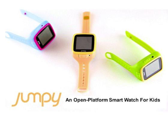 Jumpy – смарт-часы для детей