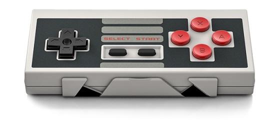 NES30 Bluetooth Controller – отличный подарок для тех, кто помнит Денди