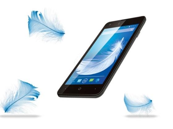 Xolo Q900s Plus – самый легкий смартфон на Android