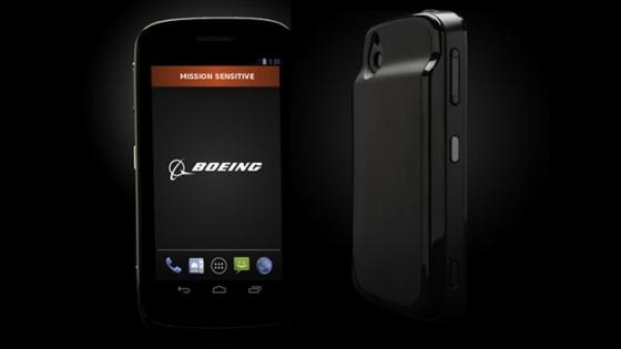 Boeing Black – первый смартфон с системой самоуничтожения
