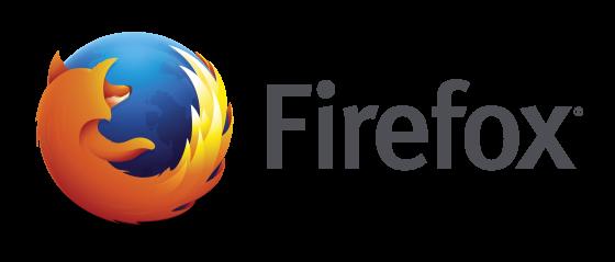 Концепт интерфейса Firefox написанного на html