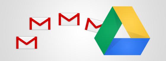 В Gmail теперь можно прикреплять файл из Google Drive