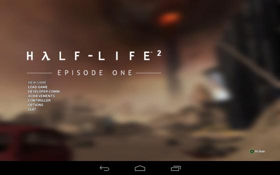 Первое продолжение к знаменитому шутеру Half-Life 2, теперь доступно в Google Play