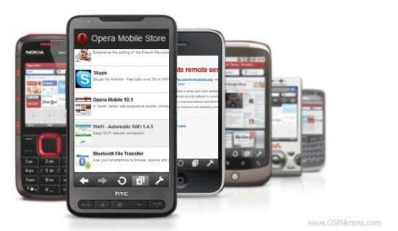 Opera запускает платформу Subscription Mobile Store