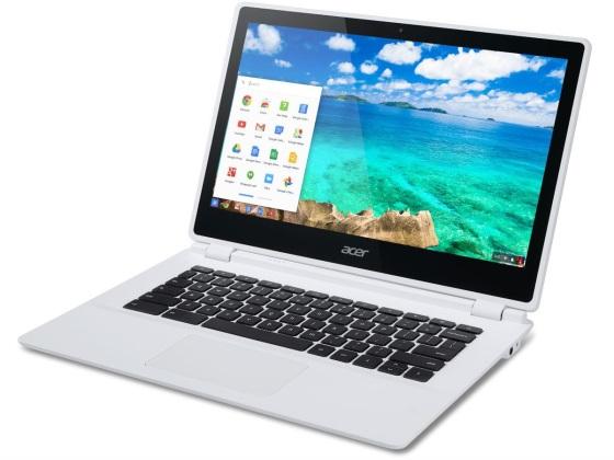 Acer представила первый 15-дюймовый хромбук