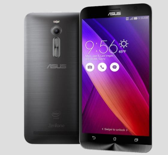 Asus ZenFone 2 – первый смартфон с 4 Гб оперативной памяти