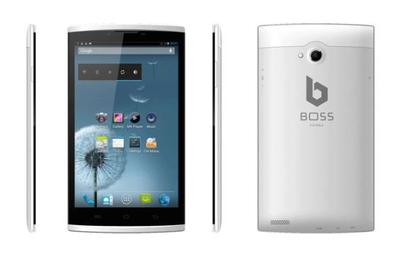 BOSS Phone – первый фаблет работающий через Tor