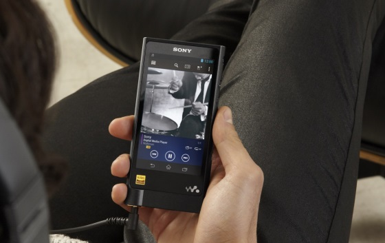 Sony представила Walkman ZX2