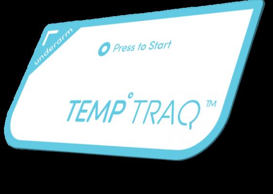 Смарт-градусник TempTraq
