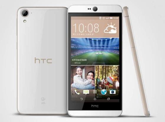 HTC Desire 826 – смартфон с лучшей фронтальной камерой