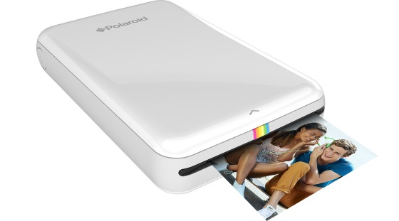 Polaroid Zip – миниатюрный принтер для мобильных устройств