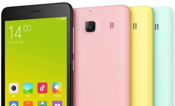 Xiaomi официально представила Redmi 2